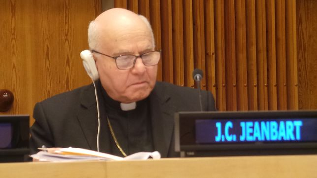 Jean-Clément Jeanbart podkreślił, że jest wdzięczny Polakom za pomoc humanitarną