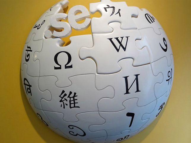 Włoska Wikipedia protestuje