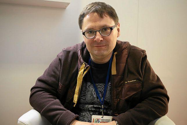 Tomasz Terlikowski, dyrektor programowy Telewizji Republika