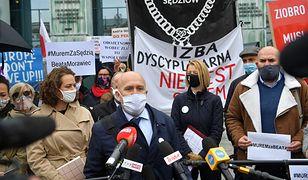 Sprawa sędzi Beaty Morawiec. Izba Dyscyplinarna decyduje o uchyleniu jej immunitetu