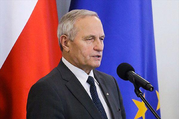 Stanisław Koziej: nie wywołujmy paniki o zagrożeniu terrorystycznym