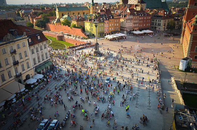 Listopadowa Masa Krytyczna. Rowerem przez obie Pragi