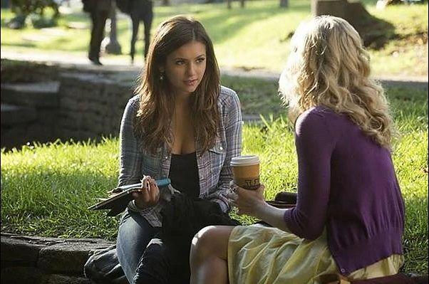 Pamiętniki wampirów sezon 6, odcinek 7: Pamiętasz, kiedy pierwszy raz...? (Do You Remember the First Time?)