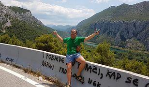 Chciał zobaczyć Adriatyk zanim straci wzrok. Polak stał się gwiazdą chorwackich mediów