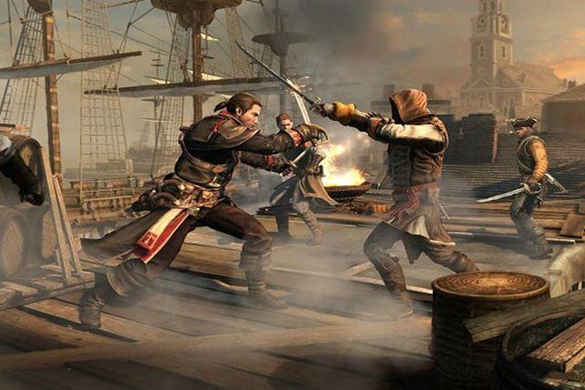 Assassin's Creed Rogue zadebiutuje 11 listopada