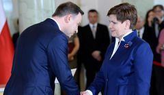 Zaprzysiężenie Rady Ministrów. Jak prezentują się kobiety w nowym rządzie?