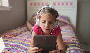 Internet jest dla wielu dzieci główną rozrywką