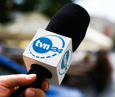 KRRiT ma podjąć ostateczną decyzję ws. przedłużenia koncesji dla TVN24  (Photo by Beata Zawrzel/NurPhoto via Getty Images)