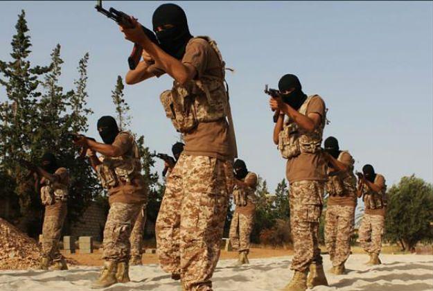 Obóz szkoleniowy ISIS w Libii