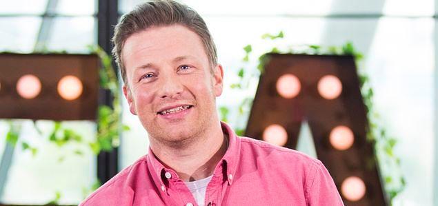 """""""Gotuj sprytnie jak Jamie"""": Jamie Oliver znów został ojcem"""