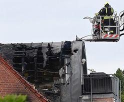 Niemcy. Samolot uderzył w kamienicę. Nie żyją 3 osoby