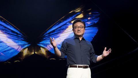Samsung Galaxy Fold – premiera składanego smartfona z 2 ekranami i 6 aparatami