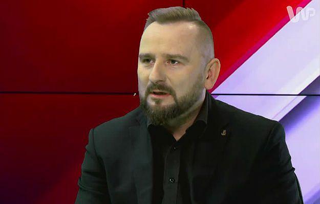 Piotr Liroy Marzec u Kamili Baranowskiej: nie chcemy bić piany