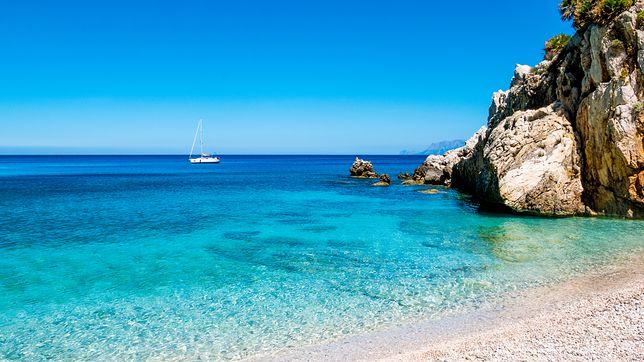 Sycylia to największa wyspa na Morzu Śródziemnym