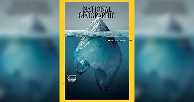 Wymowna okładka nowego numeru to nie wszystko – w środku czasopisma pokazano zdjęcia, które pokazują skalę problemu związanego z zanieczyszczeniem wód