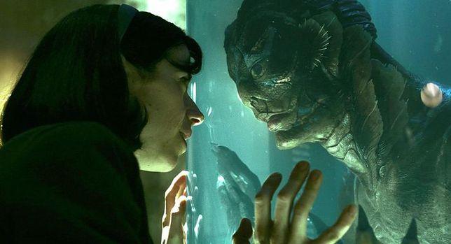 """""""Kształt wody"""" to seans obowiązkowy dla każdego fana filmowych potworów"""