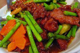 Wołowina z warzywami