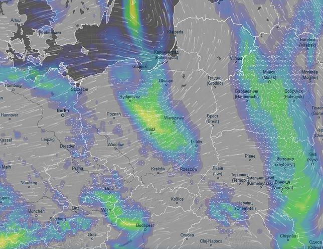 Pogoda. Wreszcie pokazała się zima. Śnieg w całej Polsce