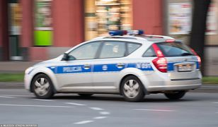 Warszawa. Pościg za złodziejami. Padły strzały