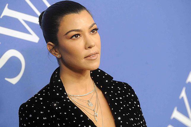 Kourtney Kardashian opublikowała urocze zdjęcie. Internauci nie powstrzymali się jednak od złośliwości