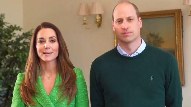 Kate i William złożyli życzenia z okazji Dnia Św. Patryka