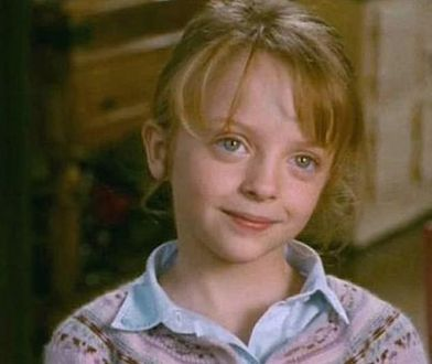 Miffie jako dziecko zagrała w świątecznym hicie.