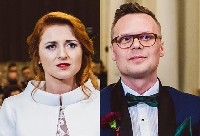 """Paulina i Krzysztof byli uczestnikami 2. edycji """"Ślubu od pierwszego wejrzenia"""""""