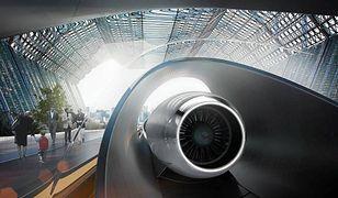 W Polsce powstanie testowa tuba Hyperloopa?