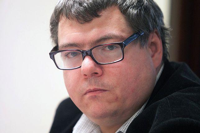 Dominik Zdort nie chciał dłużej brać udziału w audycji