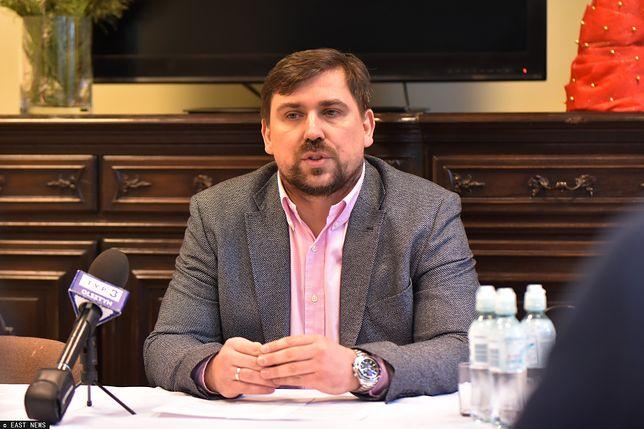 Tomasz Kaczmarek został zatrzymany w środę