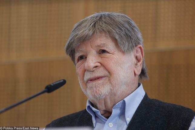 Szewach Weiss liczy na gest ze strony liderów obozu rządzącego