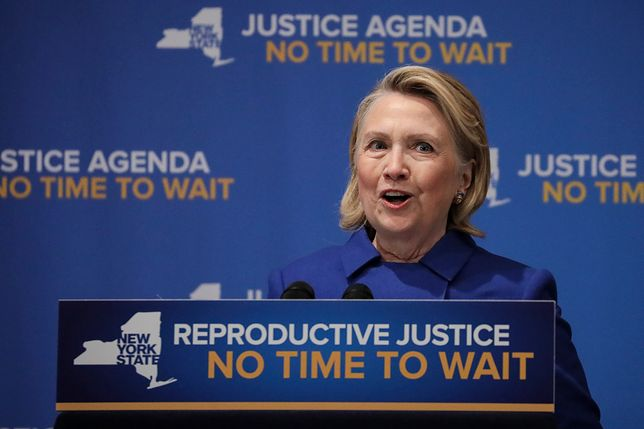 Hillary Clinton nie zamierza startować w wyborach prezydenckich w 2020 r.