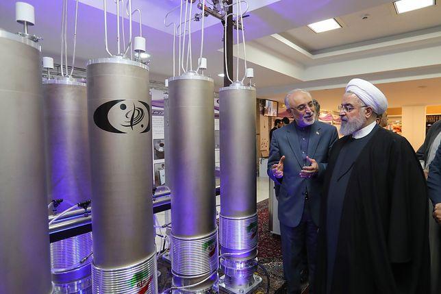 Iran po ataku USA wycofuje się z porozumienia, które ogranicza użycie broni jądrowej