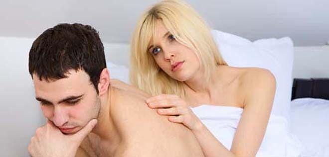 Ucieczka w pracę to sposób mężczyzn na niemoc w sypialni