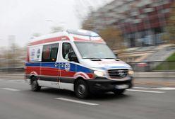 Warszawa. Piesza potrącona na pasach. Jest w ciężkim stanie