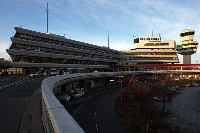 Lotnisko Tegel w Berlinie