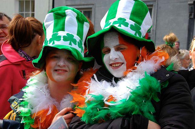 Dzień Świętego Patryka to narodowe święto w Irlandii