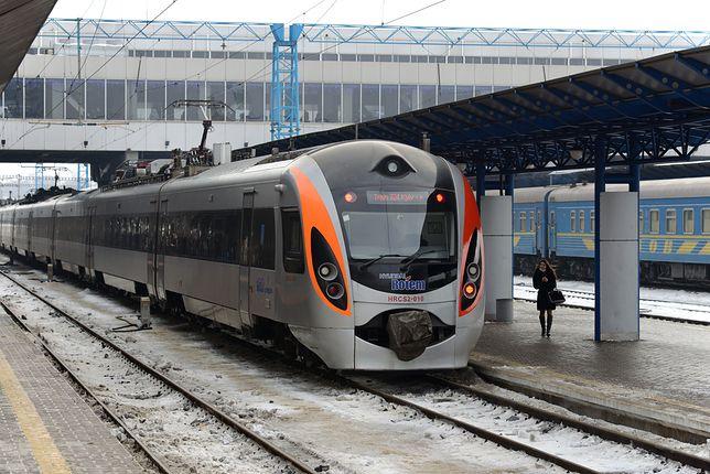 Nowe połączenie kolejowe z Przemyśla do Lwowa i Kijowa