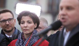 Jolanta Turczynowicz-Kieryłło, szefowa kampanii Andrzeja Dudy