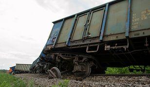 Katastrofa kolejowa w Czechach. Pociąg wiózł łatwopalny gaz
