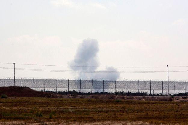 Południowy Izrael ostrzelany rakietami przez IS