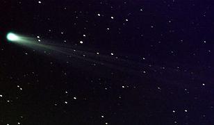 Polscy pasjonaci astronomii odkryli nową kometę