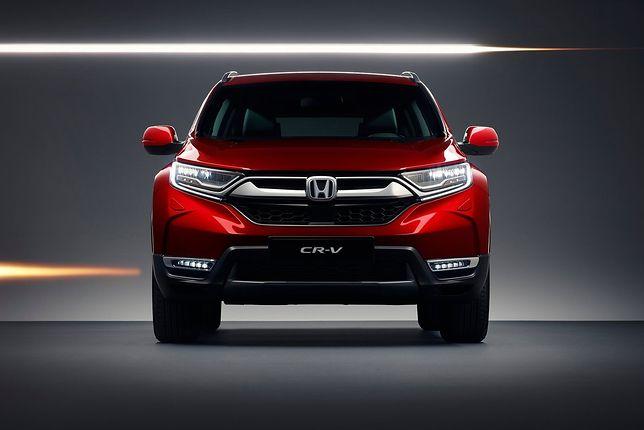 Nowa Honda CR-V ma być przestronniejsza i siedmioosobowa. Po raz pierwszy z napędem hybrydowym.