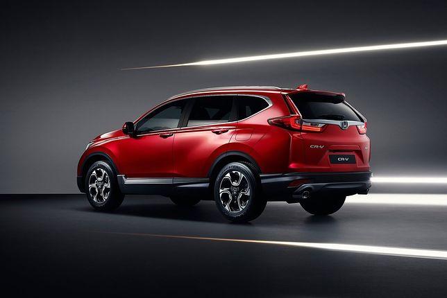 Nowa Honda CR-V (2018)