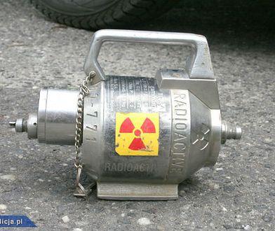 Radioaktywne urządzenie odnalezione. Koniec poszukiwań gammamatu na Śląsku