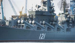 Rosja mianowała dowódcę Floty Bałtyckiej