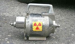 Dalsze poszukiwania radioaktywnego urządzenia. Jest nagroda dla znalazcy Grammamatu z Irydem