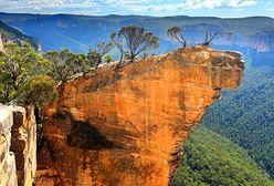 Najbardziej niesamowite wiszące skały