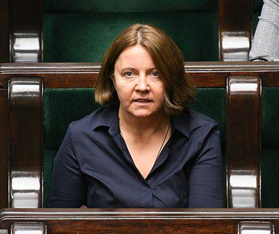 Strajk kobiet. Joanna Lichocka: opozycji marzy się nowy Majdan