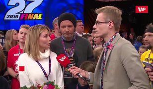 Nobel dla Jerzego Owsiaka i WOŚP. Małgorzata i Radosław Majdan nie mają wątpliwości